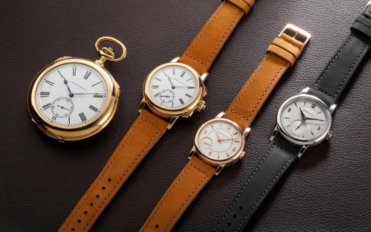 4 relojes Philippe Dufours The Geneva Watch Auction XIV